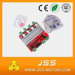 4 Axis Tb6560 Driver Board for Small CNC Machine pictures & photos