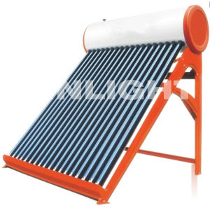 CE Certified Non Pressure Solar Hot Water Heating pictures & photos