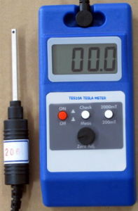 Digital Precision Gauss Tesla Meter pictures & photos