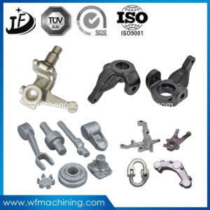 Customized Metal Forge Machinery Wrought Iron/Steel Drop Forged Aluminum Open Die Forging pictures & photos