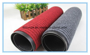 100% Polyester Material Simple Designs, Shaggy Pattern Carpets with PVC Backing in China Manufacturer pictures & photos