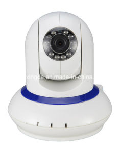 New P2p Wireless WiFi Network Camera with PTZ Onvif Audio Features pictures & photos