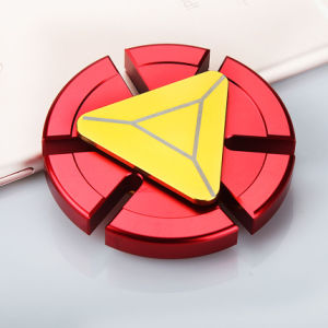 Iron Man Fingertip Gyro Toy for Autism Adhd Adult Gifts pictures & photos