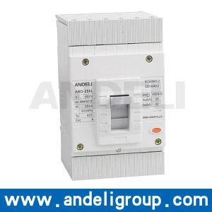 250A MCCB 3 Poles MCCB Moulded Case Circuit Breaker (AM3-250L) pictures & photos