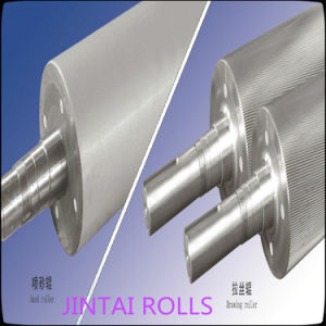 High Quality Nickel Chrome Molybdenum Alloy Roll Sanding Blasting Roll pictures & photos