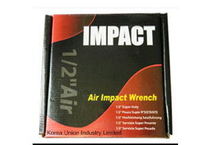 Best 1/2 Inch Air Impact Wrenches Heavy Duty Tire Air Impact Gun pictures & photos