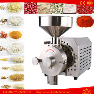 Herb Coffee Cocoa Bean Pepper Chili Salt Spice Grinder Machine pictures & photos