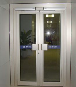 Manufacture of Automatic Swing Doors (DS-S180) pictures & photos