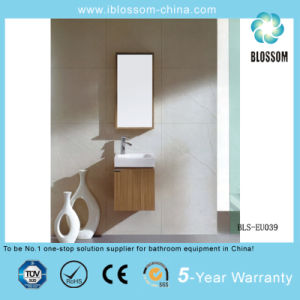 Single Wall-Hung Bathroom Cabinet with Mirror (BLS-EU039) pictures & photos