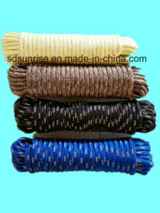 PP Color Braided Rope 100 Feet pictures & photos