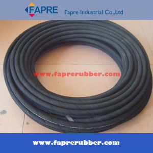High Pressure Hydraulic Steel Wire Spiral Oil Resistant Rubber Hose pictures & photos
