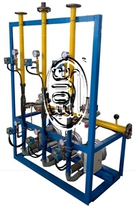Glass Making Machine