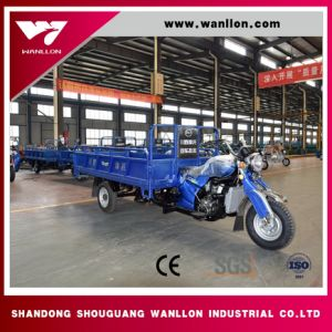 150cc Chinese Cargo Truck Large Tricycle Scooter pictures & photos