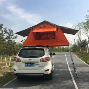 Folding Outdoor Waterproof Mini Roof Top Tent for Camping pictures & photos