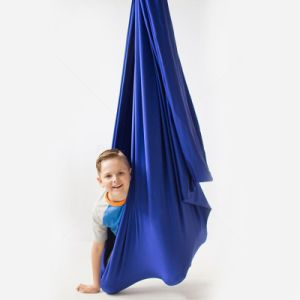 Double Layers Heavy Lycra Multifunctional Sensory Swing (MQ-LS01) pictures & photos