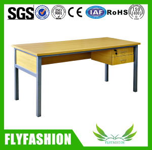 Simple Cheap Wooden Office Deskteacher Desk Office Furniture pictures & photos