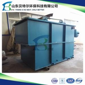 Horizontal Dissolved Air Flotation Sedimentation Equipment (machine) pictures & photos