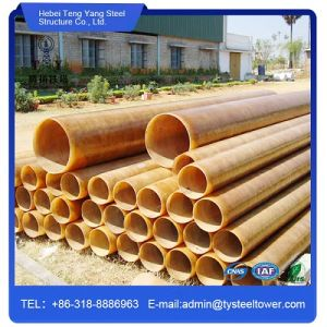 GRP Grids Resin Water and Oil FRP Pipe Tube pictures & photos
