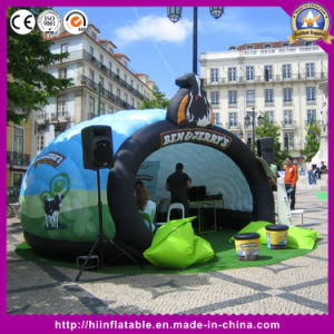 White Inflatable Shell Tent, Inflatable Event Tent for Hot Sale
