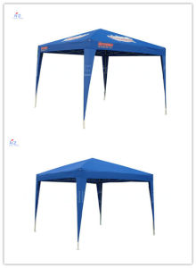 Hz-Zp125 10X10ft Good Quality Gazebo, Sell Well Tent, Populer Canopy Stright Leg Folding Tent Outdoor Gazebo Garden Canopy Pop up Tent Easy up Gazebo pictures & photos