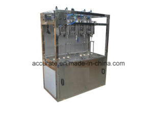 Semi-Auto Carbonated Drinks Filling Machine for Pet Bottle (DXGF series) pictures & photos