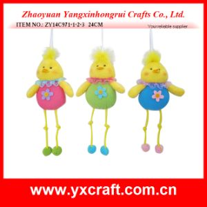 Easter Decoration (ZY14C971-1-2-3 24CM) Easter Decoration Product pictures & photos