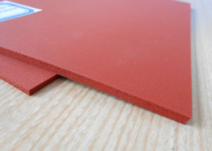 Closed Cell Silicone Foam Rubber Sheet, Silicone Sponge Rubber Sheet for Ironing Table pictures & photos
