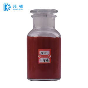 Red Water-Based Coating for Silicon PU Sports Court/Ground/Floor