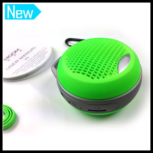 Handsfree Outdoor Sport Bluetooth Speaker Mgom X5 with TF Mic pictures & photos