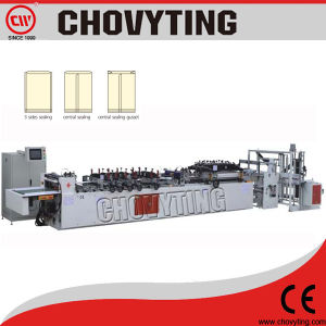 Bag in Box Making Machine (CWZD-400A) pictures & photos