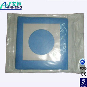 Sterile Disposable Surgical Drapes with Hole and Tape pictures & photos