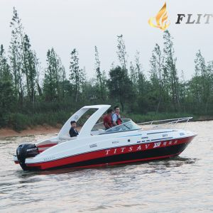 10 Person FRP Cabin Boat pictures & photos
