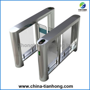 Intelligent Strong Durable Secured Speed Gate Turnstile Th-Sg305 pictures & photos