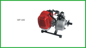 Gasoline Water Pump Wp430 pictures & photos