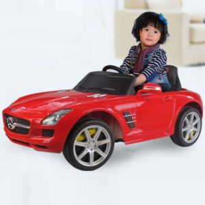 Licensed Mercedes Benz SLS AMG RC Ride On Car for Kids