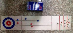 3in1 Game Set, Shuffle Board & Curling