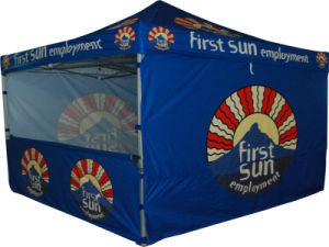 High Quality 3X3m 3X4.5m 3X6m Aluminum Folding Canopy Tent pictures & photos