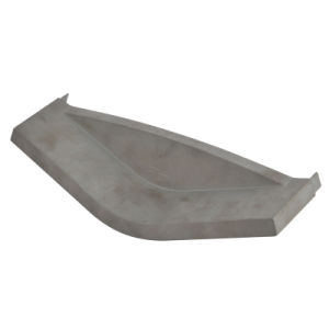 Zinc (ZAMAK 3) Die Casting Parts for Lighting (LIP-002)