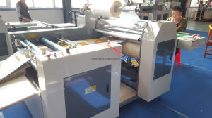 Semi-Auto Laminating Machine (BYF-920) pictures & photos
