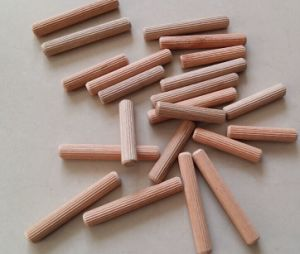 Wooden Furniture Fittings Dowel Pin Manufacturer pictures & photos