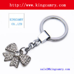 Latest OEM Design Bag Pendant Accessories Rhinestone Key Chain pictures & photos