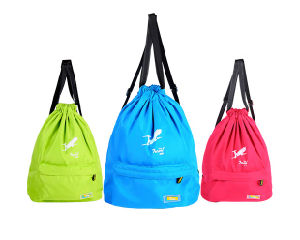 Drawstring Beach Backpack Bag (MS7033) pictures & photos