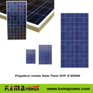 Poly Solar Panel (GYP10-330W) pictures & photos