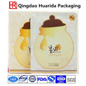 Sealing Plastic Bag Cosmetic Packaging Bags for Facial Mask Aluminum Foil Bag pictures & photos