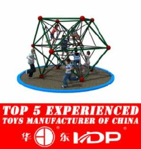 New Design Polygon Climbing Net for Children HD14-133D pictures & photos