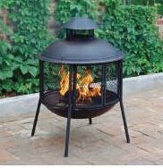 European and USA Markets Popular Large Metal Fire Pit pictures & photos
