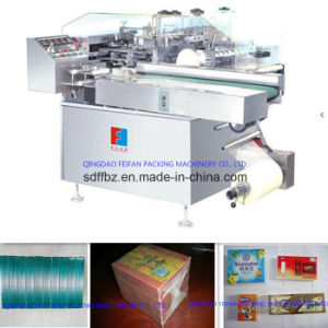 Cheap Price Automatic Perfume Box Cellophane Wrapping Machine pictures & photos