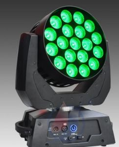 LED Club Lamp/Moving Head Light (15W*19, Ring control) pictures & photos