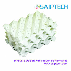 Plastic Structured Packing Made of PE PVC PVDF pictures & photos