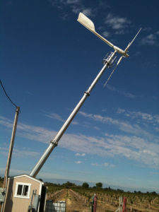 5kw Pitch Controlled Wind Generator for Home or Farm Use pictures & photos